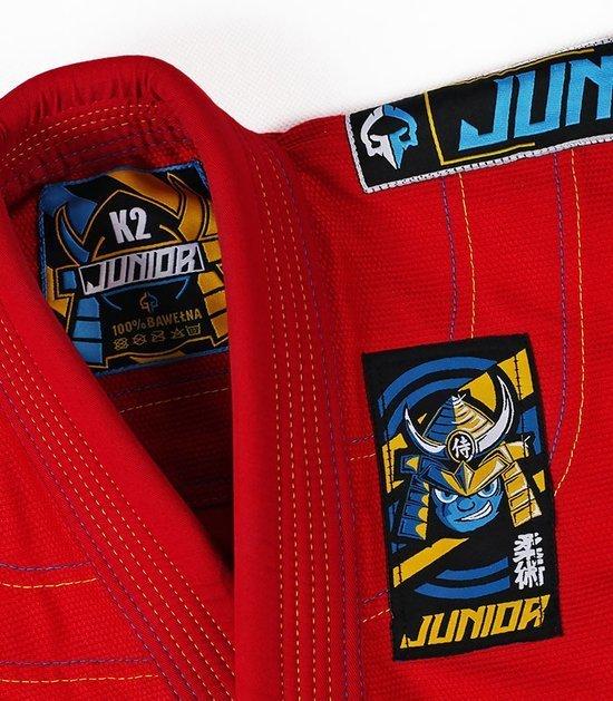 """""""Junior 3.0"""" BJJ Kids GI (Red)"""