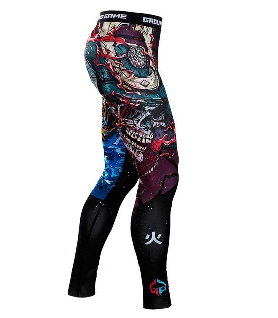 "Leggings ""Bushido II"""