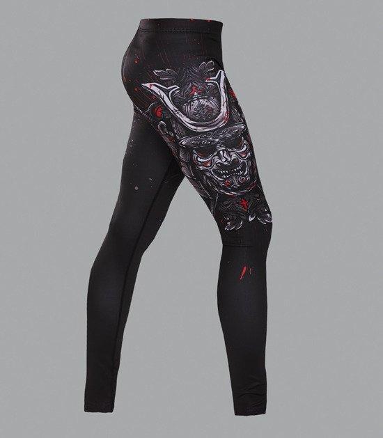 """Leggings """"Samurai Mask"""""""
