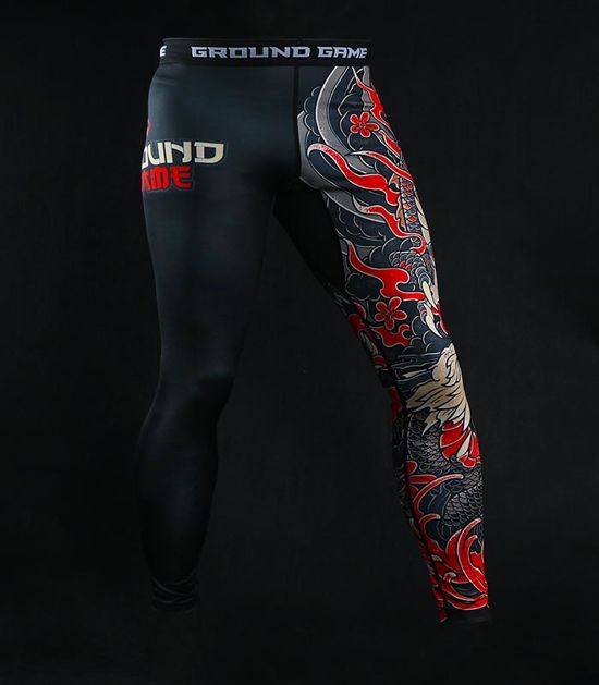 "Leggings ""Yokai 2.0"""