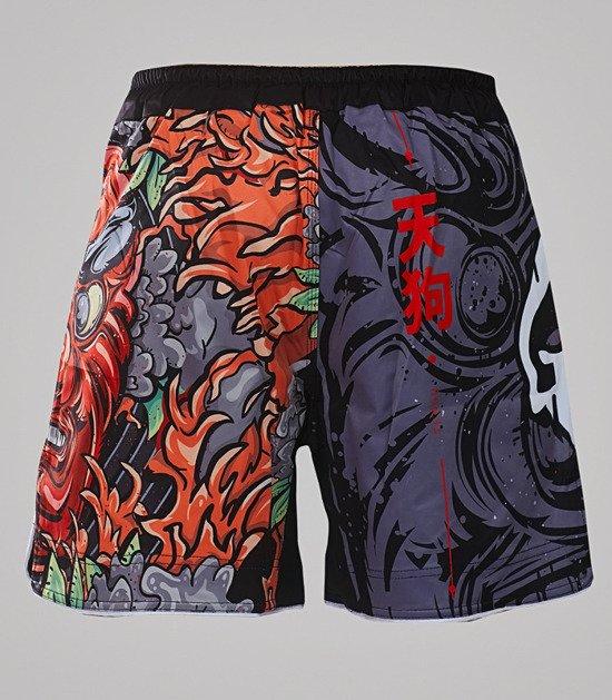"MMA Shorts ""Tengu"""
