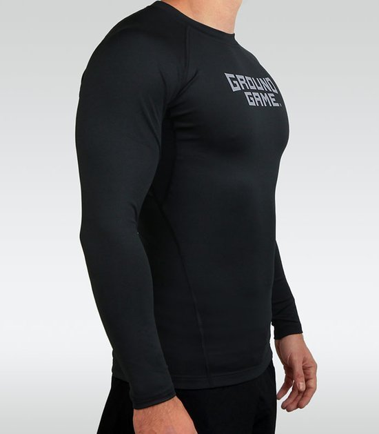 "Rashguard ""Athletic Shadow"" long sleeve"