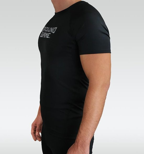 "Rashguard ""Athletic Shadow"" short sleeve"