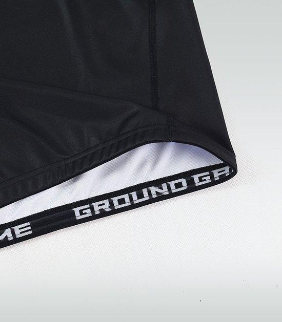 "Rashguard  ""Bushido"" 3.0 (Black) long sleeve"