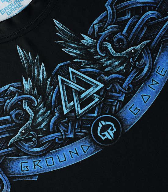 "Rashguard ""Viking"" long sleeve"