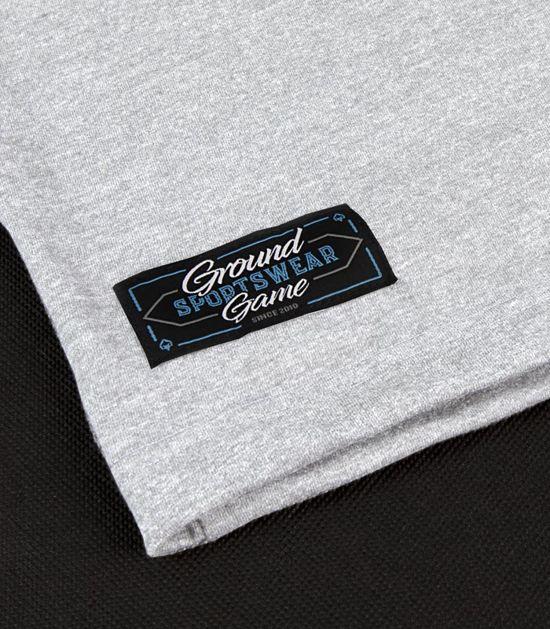 """T-shirt """"Minimal"""" Gray"""