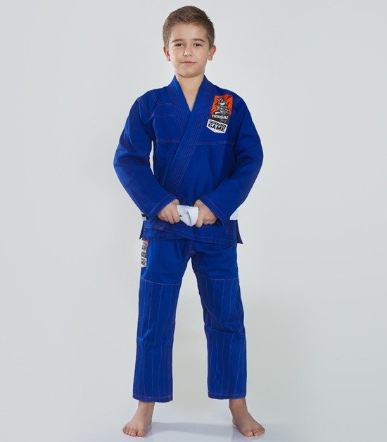 """Tensai"" BJJ Kids GI (Blue)"