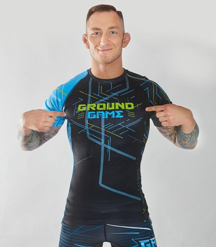 "Rashguard ""Let`s Play"""