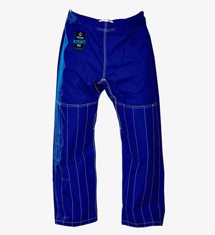Spodnie do BJJ bawełna (Niebieskie)