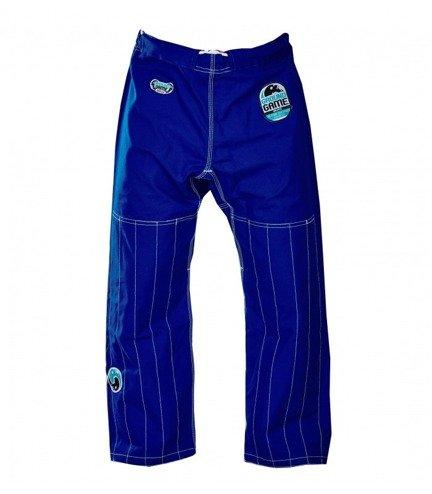 Spodnie do BJJ ripstop (Niebieskie)