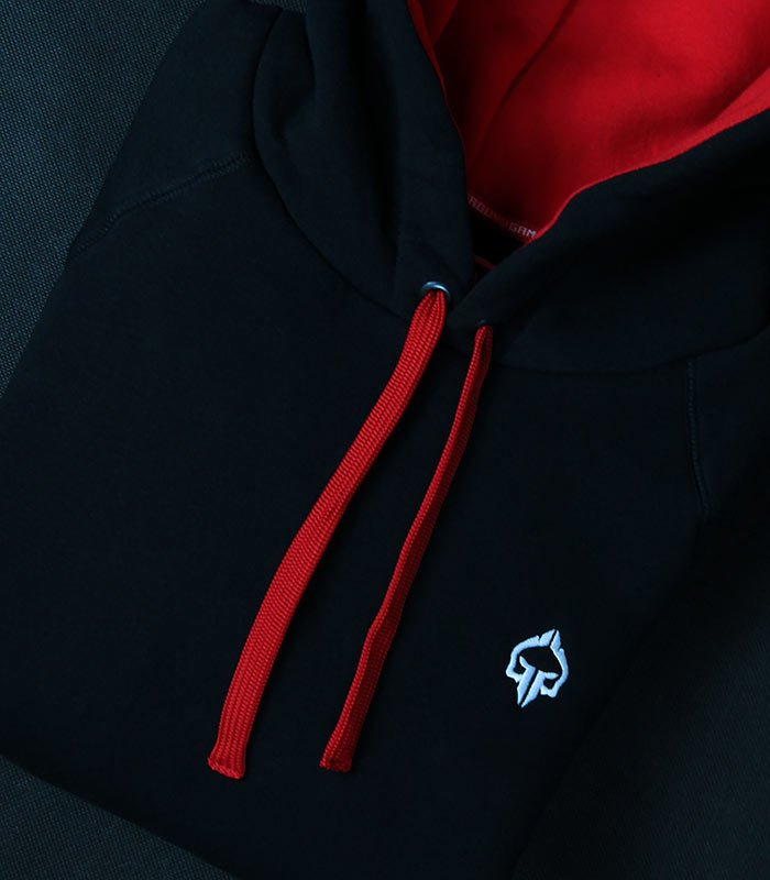 "Bluza z kapturem ""Mini Logo 2"""