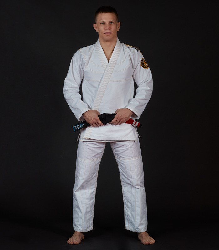 "GI do BJJ ""Champion 2.0"" (Białe)"