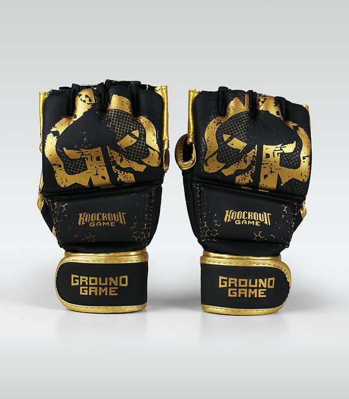 "Rękawice MMA ""Cage Gold"""