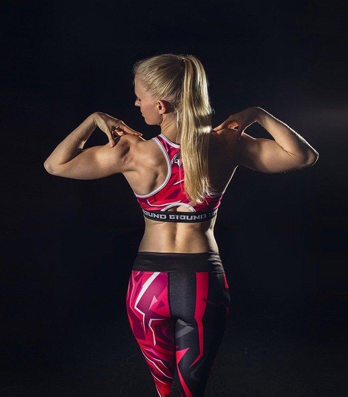 """Stanik sportowy """"Pink"""""""