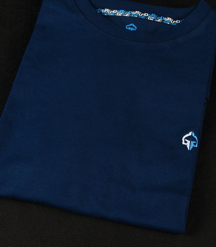 """T-shirt """"Minimal"""" Granatowy"""