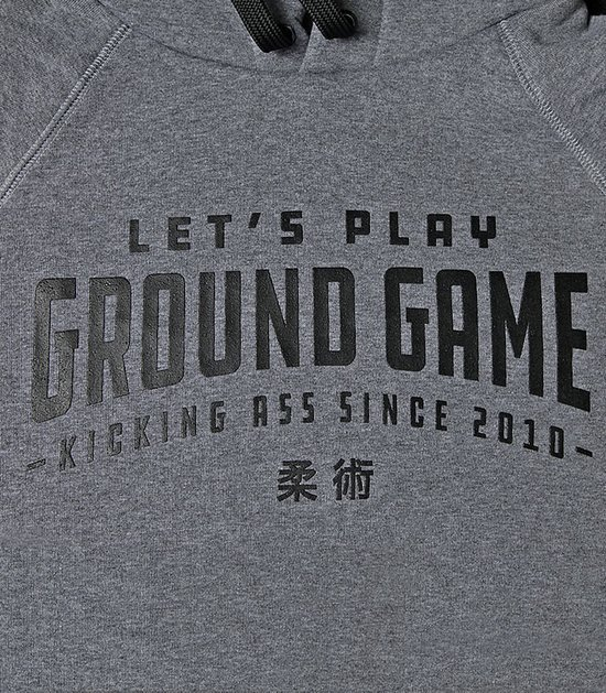 "Bluza z kapturem ""Ground Game"""