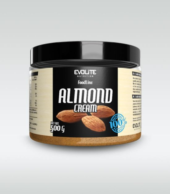 Evolite Almond Cream 500g