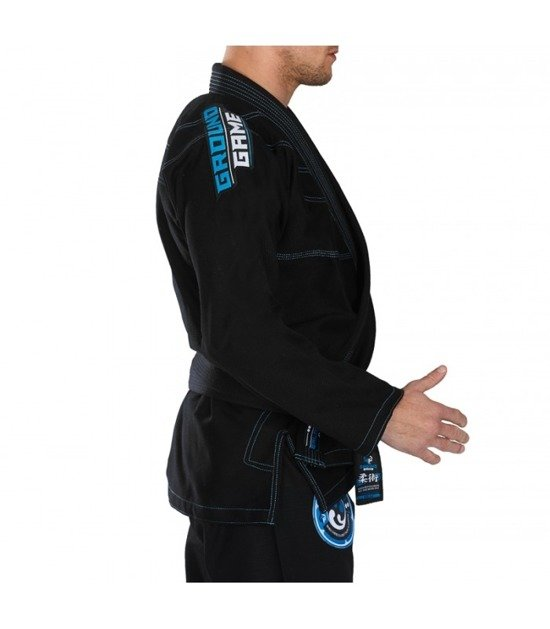 "GI do BJJ ""Balance 2"" (Czarne)"