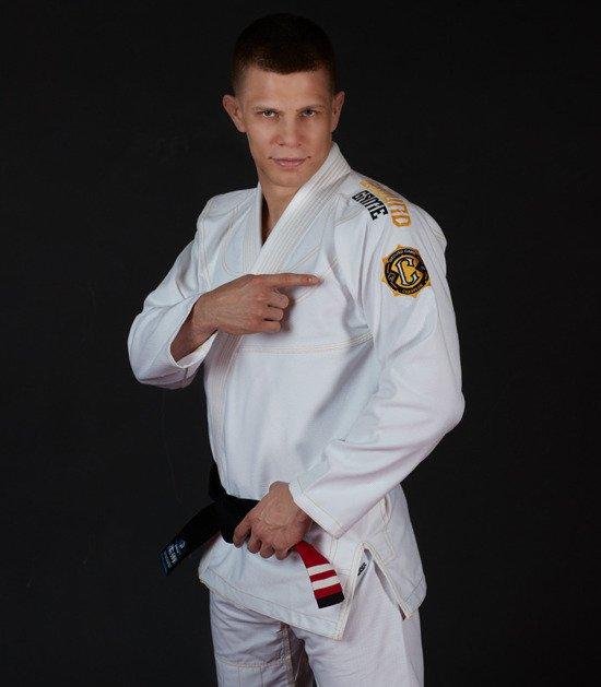 "GI do BJJ ""Champion 2.0"" (Białe)"
