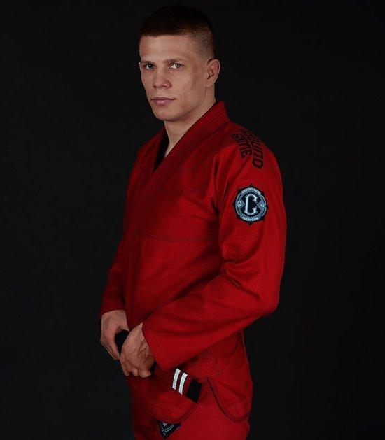 """GI do BJJ """"Champion 2.0"""" (Czerwone)"""