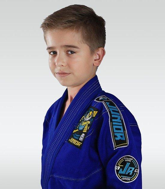 """GI do BJJ dla dzieci """"Junior 3.0"""" (Niebieskie)"""