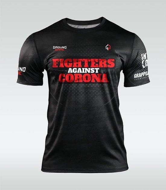 "Koszulka treningowa ""Fighters Against Corona"""