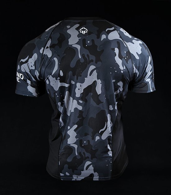 "Koszulka treningowa ""Moro Grey"""