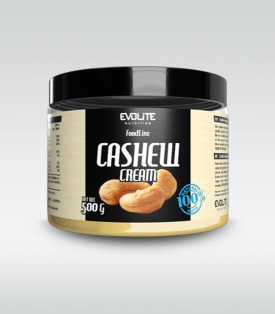 Masło z orzechów nerkowca Evolite 500g