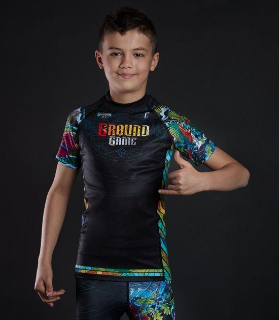 """Rashguard """"Carioca Kids"""""""