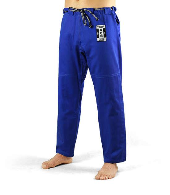 """Spodnie """"Breaker"""" do kimona BJJ niebieskie"""